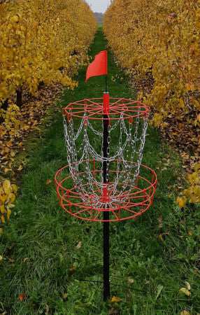 Disc Golf Basket