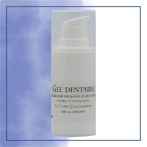 Gel dentaire