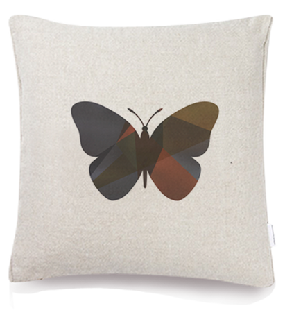 Silhouette - Butterfly Cushion Cover