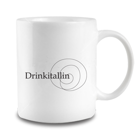 Drink It All In Mug