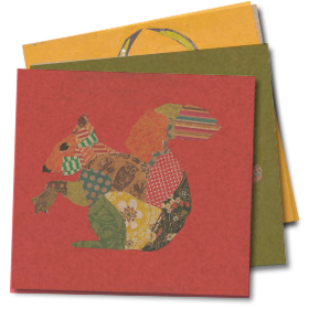 Critters Cards: Kraft Paper Combo Pack