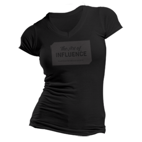 Art of Influence 1 T-Shirt (Women's)