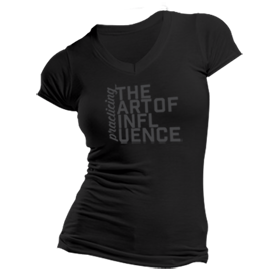 Art of Influence 2 T-Shirt (Women's)