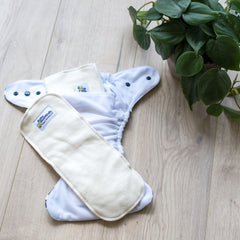 Baby Beehinds Multi-Fit Pocket Nappy inside