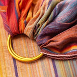 Girasol-Asa's Rainbow Ring Sling - Cloth & Carry