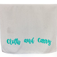 Cloth & Carry-Baby Wearing Cooling Towel - Cloth & Carry