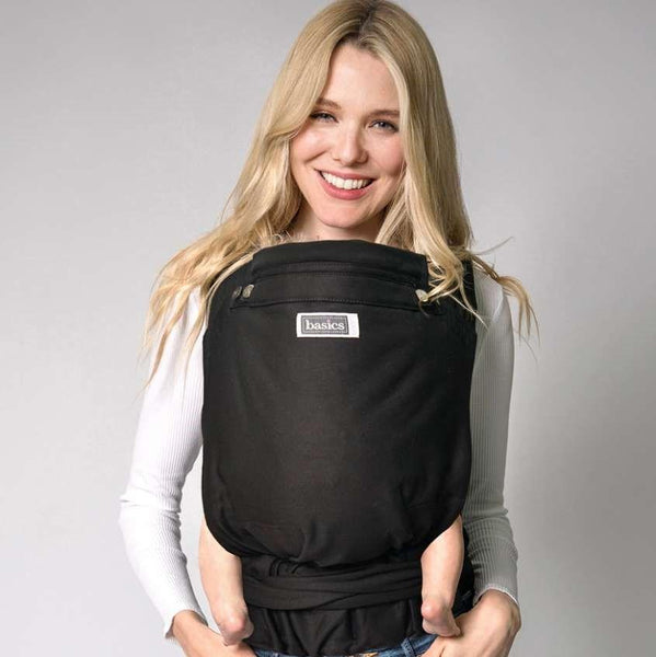 Kokadi-Basics by Kokadi - TaiTai Toddler - Black - Cloth & Carry