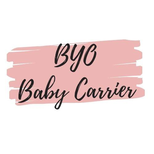 Cloth & Carry-BYO Baby Carrier - 30 min In Person Consultation - Cloth & Carry