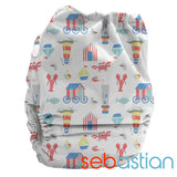 Bubblebubs-Candies - Prints - Cloth & Carry