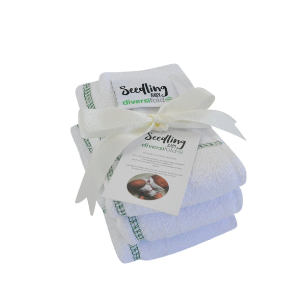 Seedling Baby-Diversifolds Mini 3 Pack - Cloth & Carry