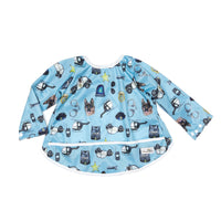 Fudgey Pants-Fudgey Sleeved Bib / Smock - Cloth & Carry