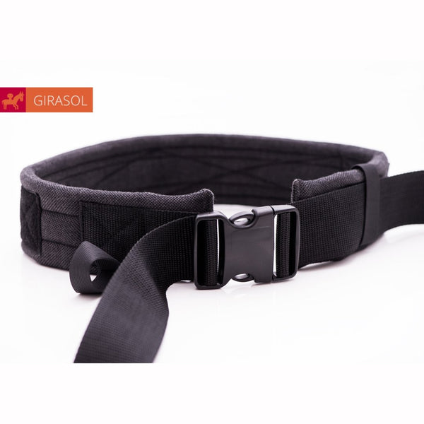 Girasol-Girasol Buckle Belt - Cloth & Carry