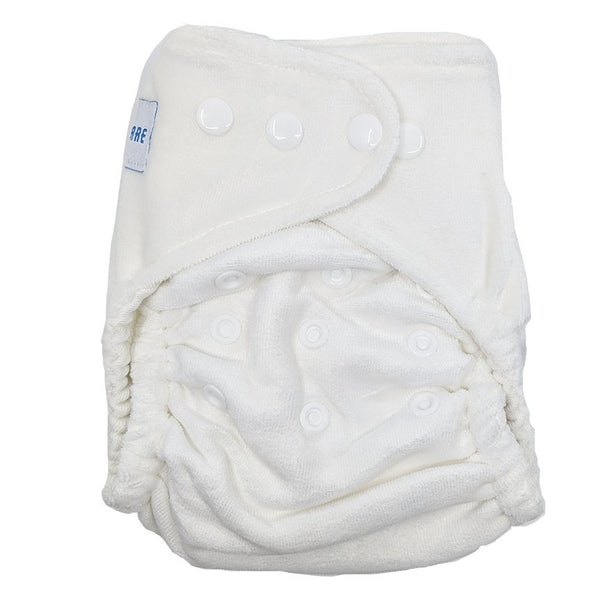 Baby Bare-Honey Pot Fitted Nappy (OSFM) - Cloth & Carry