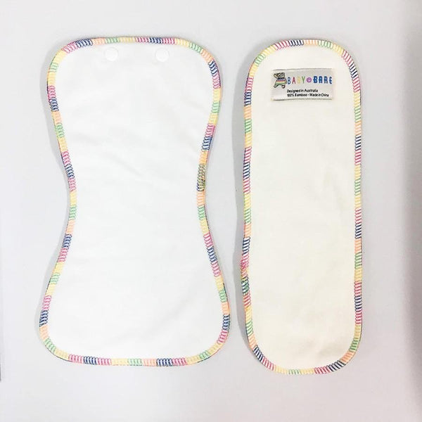 Baby Bare-Hourglass Booster - Cloth & Carry