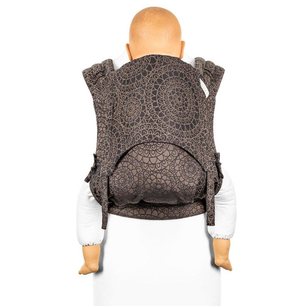 Fidella-Mosaic FlyClick Plus Half Buckle Toddler Carrier - Cloth & Carry