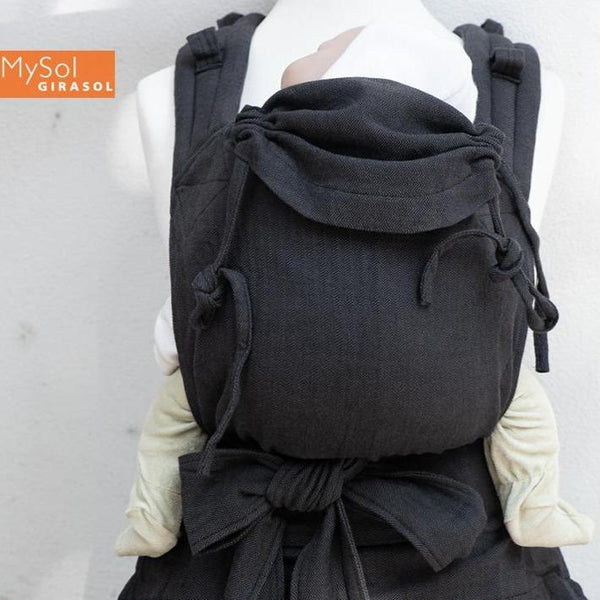 Girasol-MySol Gala - Half Buckle Carrier - Cloth & Carry