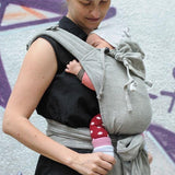 Girasol-MySol Tulum - Half Buckle Carrier - Cloth & Carry