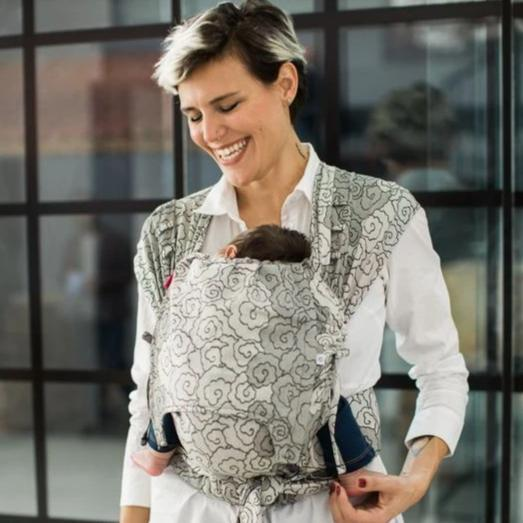 Neko Slings-Neko Meh Dai Baby Carrier - Cloth & Carry