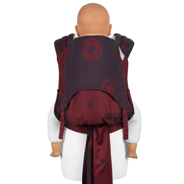 Fidella-Outer Space FlyClick Plus Half Buckle Carrier - Cloth & Carry