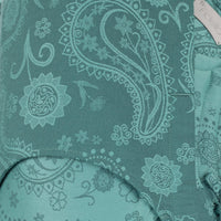 Fidella-Persian Paisley FlyClick Half Buckle Baby Carrier - Cloth & Carry