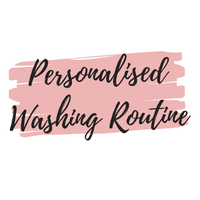 Cloth & Carry-Personalised MCN Washing Routine - Cloth & Carry