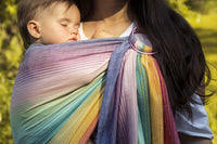 Girasol-Rainbow Dreamer Ring Sling - Cloth & Carry
