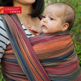 Girasol-Sierra Woven Wrap - Cloth & Carry
