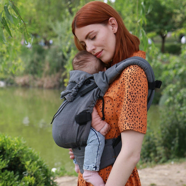 Neko Slings-Switch Baby Carrier - Bold PREORDER - Cloth & Carry