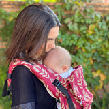 Neko Slings-Switch Baby Carrier - Laurus - Cloth & Carry