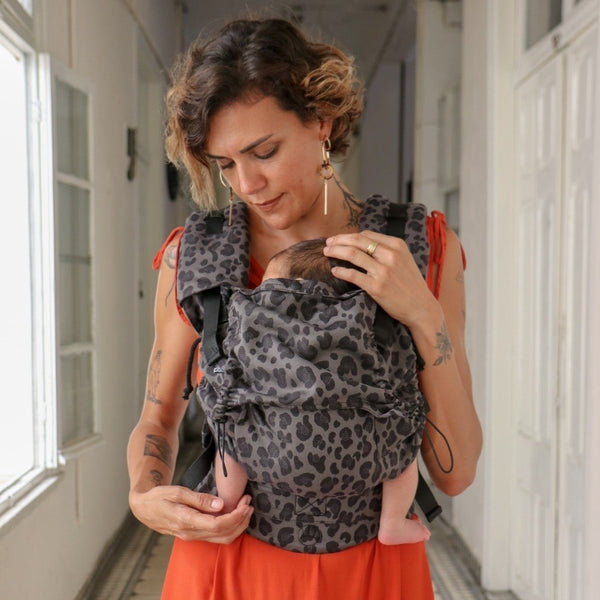 Neko Slings-Switch Baby Carrier - Pars PREORDER - Cloth & Carry