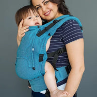 Neko Slings-Switch Toddler Buckle Carrier - Cloth & Carry