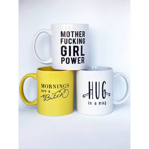 Hug In A Mug - Femme Wares Niagara Local Small Business