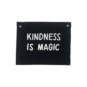 Kindness Is Magic Banner - Femme Wares Niagara Local Small Business