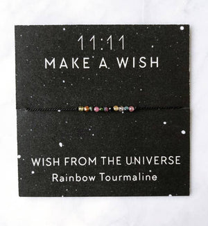 A Wish From the Universe Wish Bracelet - Femme Wares Niagara Local Small Business