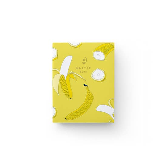 Banana Pocket Notebook - Femme Wares Niagara Local Small Business