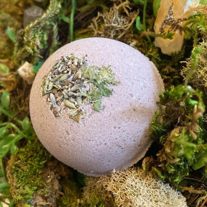 & Chill Bath Bomb - Femme Wares Niagara Local Small Business