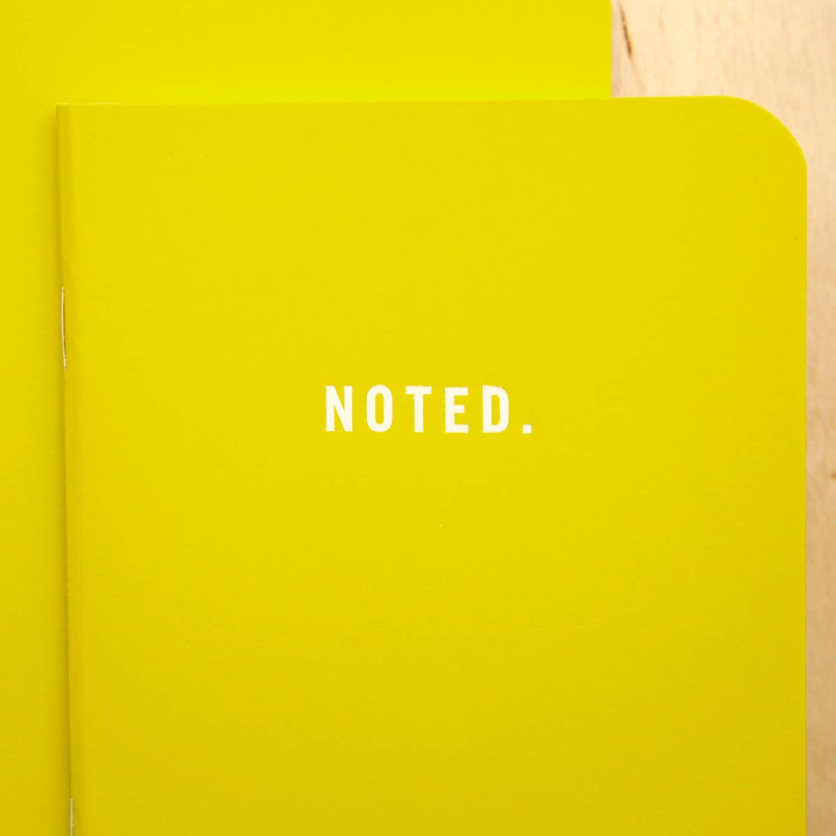 NOTED - Notebook - Femme Wares Niagara Local Small Business