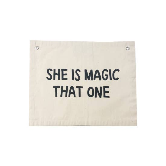 She Is Magic Banner - Femme Wares Niagara Local Small Business