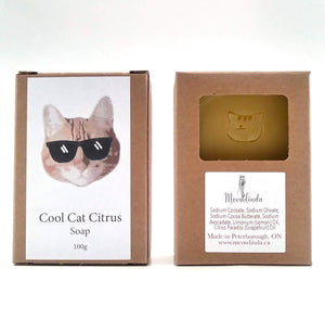 Cool Cat Citrus Soap