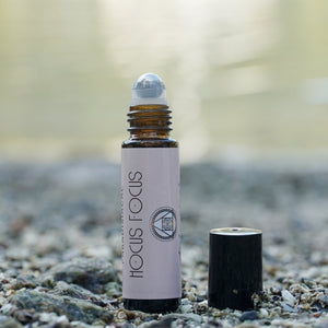 Hocus Focus Perfume Oil 10 ml - Femme Wares Niagara Local Small Business
