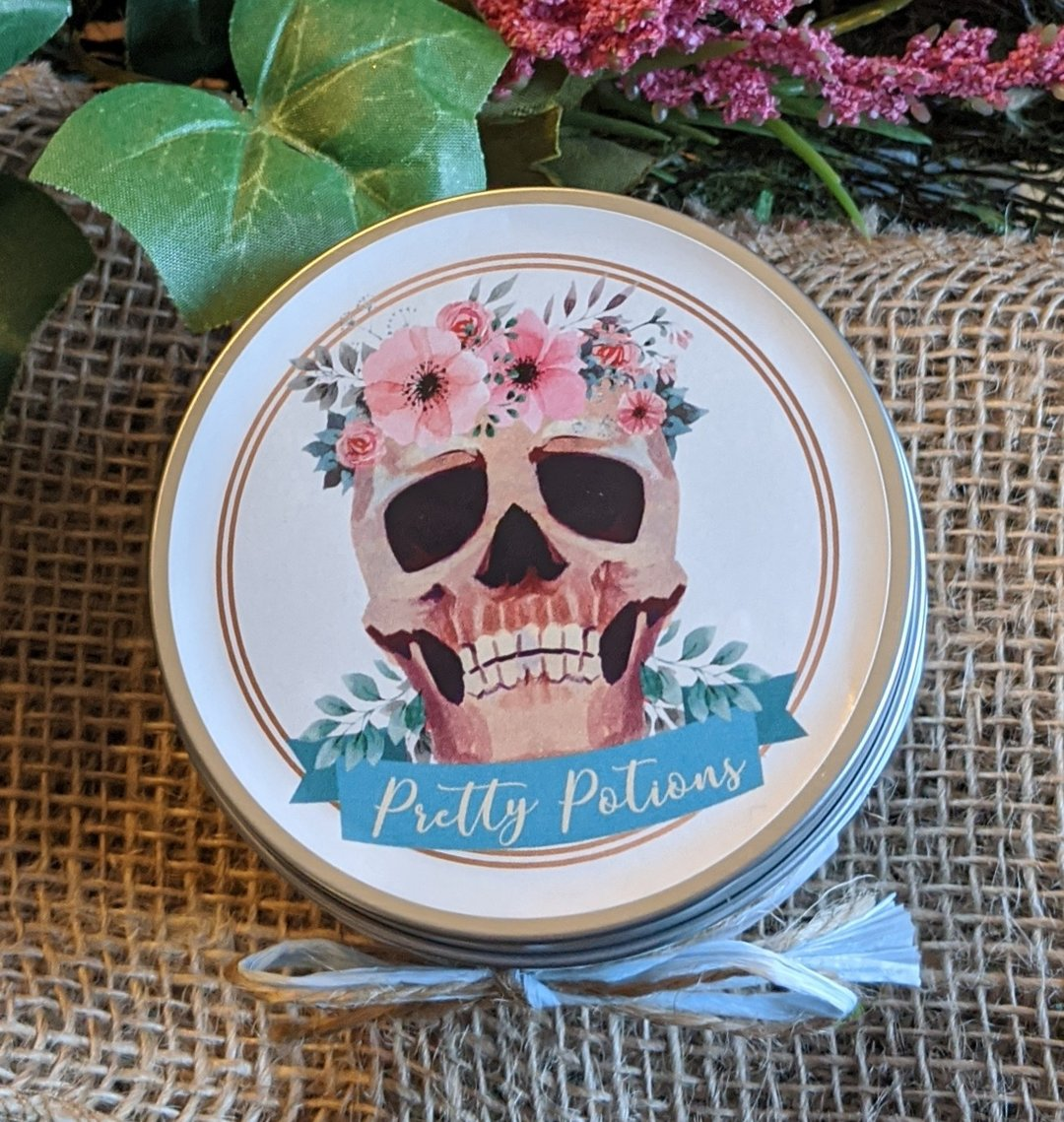 Get Lucky Candle - Femme Wares Niagara Local Small Business
