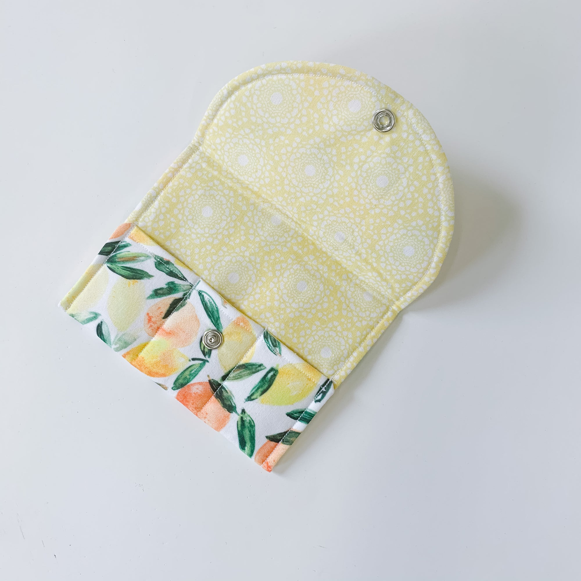 Citrus - Essential Oil Roller Wallet