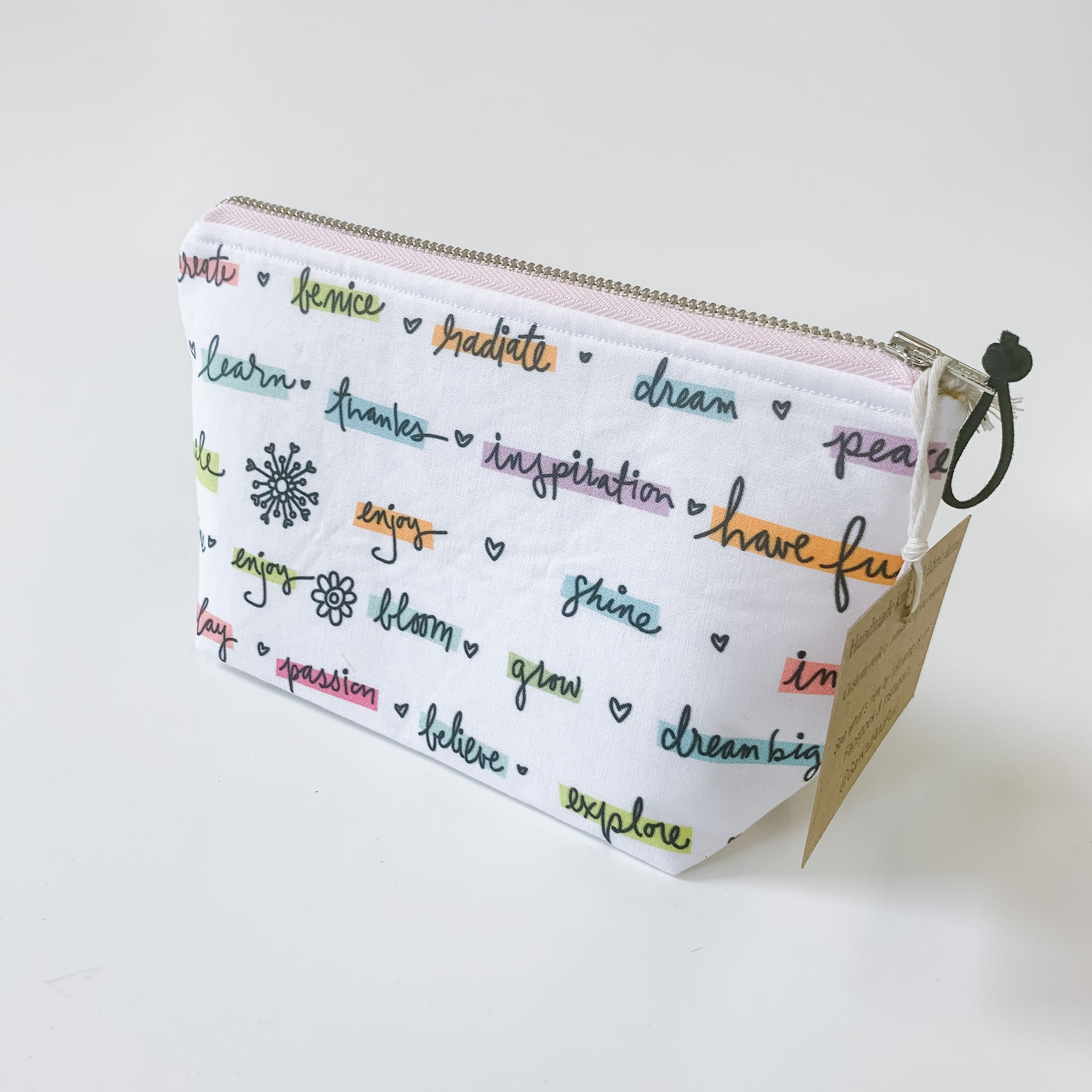 Positive Vibes - Essential Oil Bag
