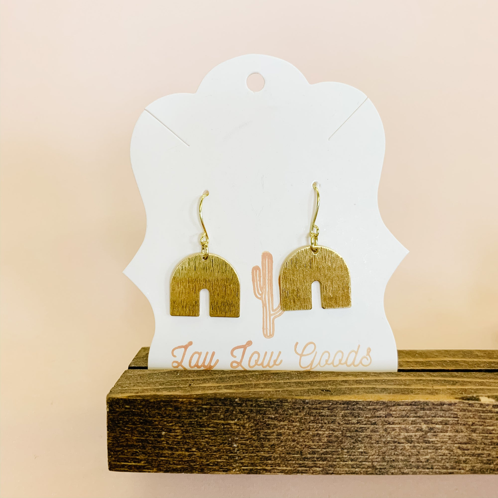 'The Valley' Boho Earrings - Femme Wares Niagara Local Small Business