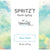 Spritz't Clean Linen Room Spray - Femme Wares Niagara Local Small Business