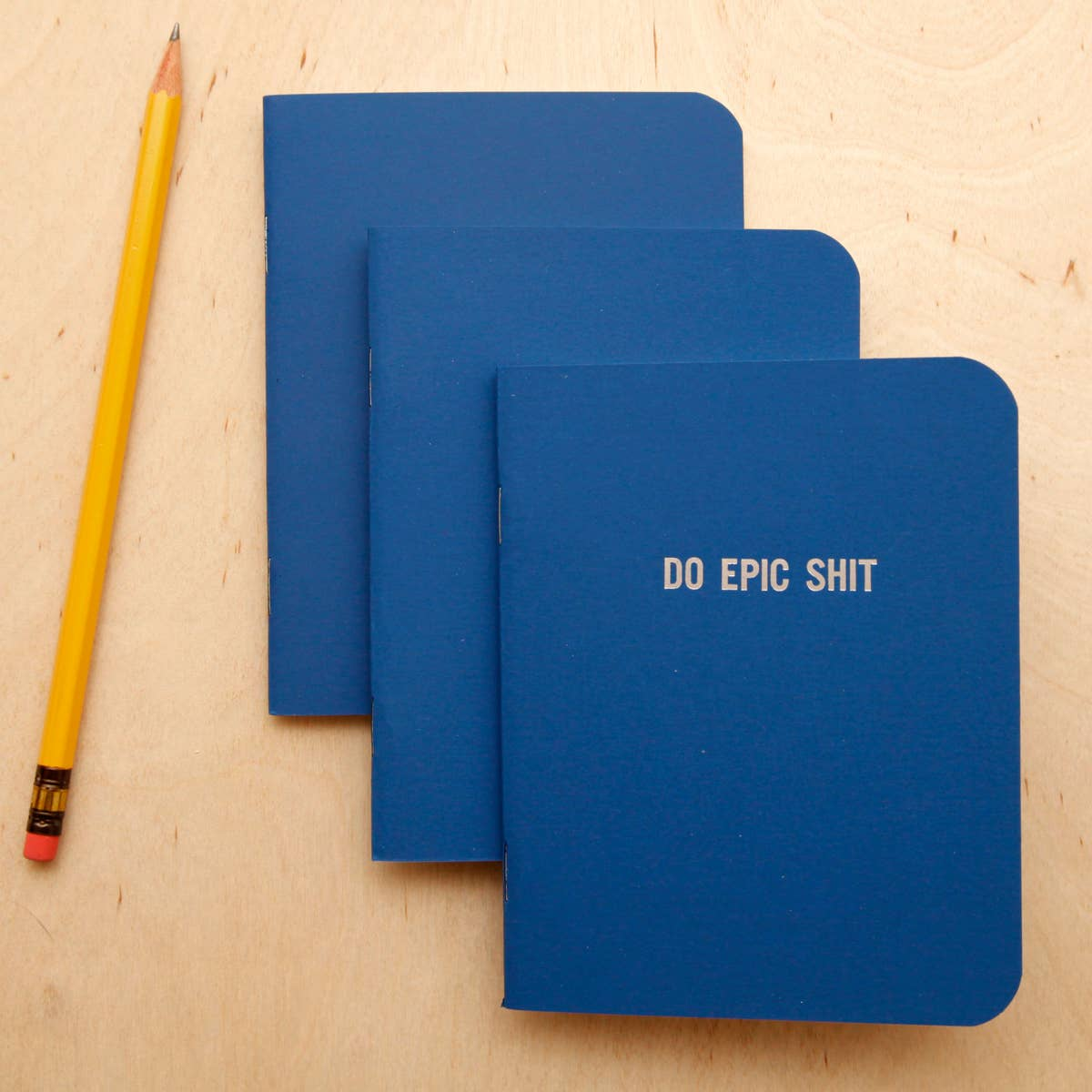 DO EPIC SHIT - Notebook - Femme Wares Niagara Local Small Business