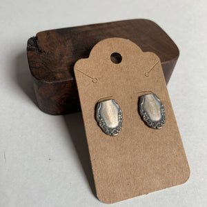 Vintage Upcycled Studs - Femme Wares Niagara Local Small Business