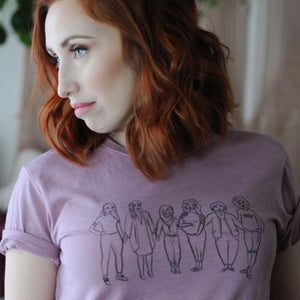 Stronger Together Tee - Femme Wares Niagara Local Small Business