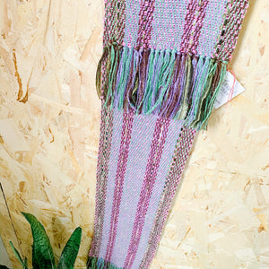 Boho Textile Scarf - Earthy - Femme Wares Niagara Local Small Business