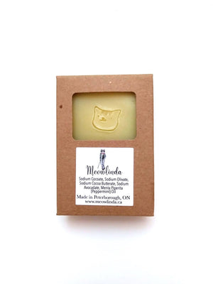 Purr-Purr-Mint Soap